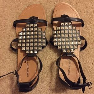 Montego Bay Club Studded Sandals